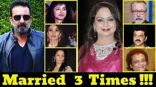 10 Bollywood Celebrities Who Got Married 3 Times Or More 2019