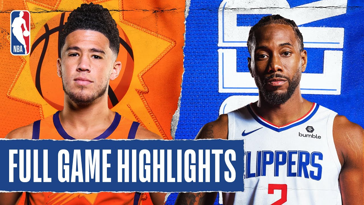 Suns vs Clippers | August 04, 2020
