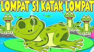 Lagu Kanak Kanak Melayu Malaysia LOMPAT SI KATAK LOMPAT...