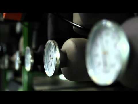Snelle uitrusting kant-en-klare energie-installatie