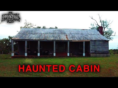 The Public Has Never Been Allowed Inside This Haunted Cabin