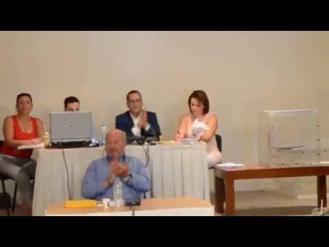 Δημοτικό Συμβούλιο: Νέος πρόεδρος ο Γεράσιμος Παπαναστασάτος