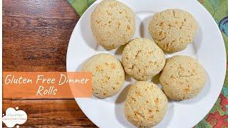 gluten free easy dinner rolls