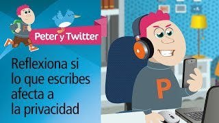 "Consejo 6: ""Las novias"". Decálogo uso responsable Twitter. PantallasAmigas"