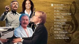 Best World Instrumental Hits || Paul Mauriat, Richard Clayderman, Kenny G, Jame Last