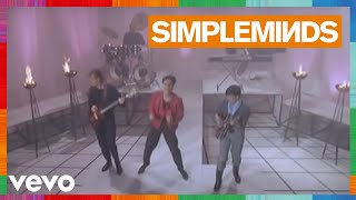 Simple Minds   Up On The Catwalk