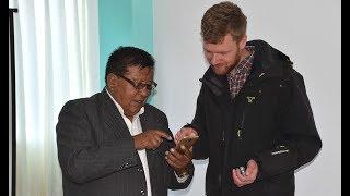Besøg hos Julie og Emil Solgaard i Cusco