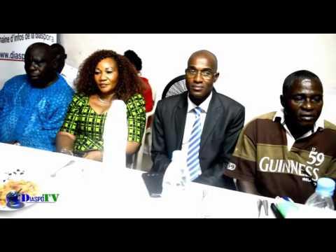 Investiture du Président de la Mutuelle de Développement de Koulayéré