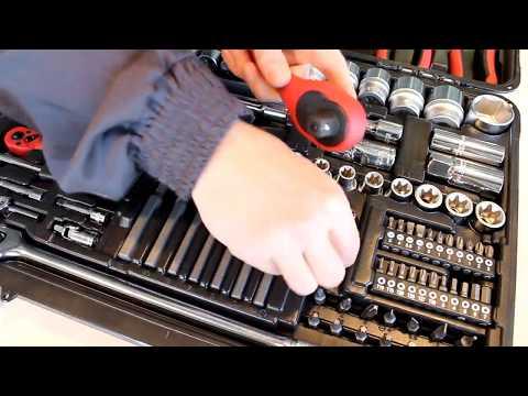 Набор инструментов ET-7119 - Видеообзор