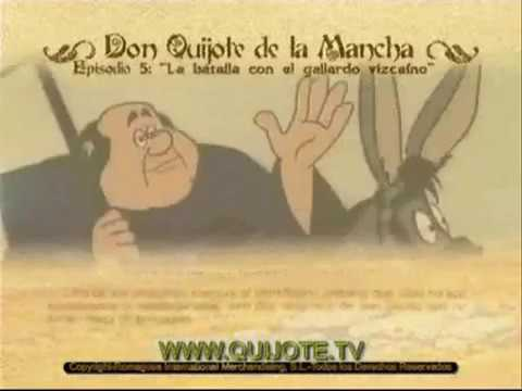 Videocuento Epis.#05 Resumen DON QUIJOTE DE LA MANCHA (1979) QUIXOTE
