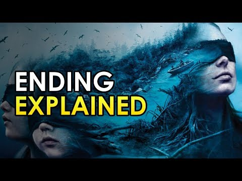 Bird Box: Ending Explained & What The Monsters Represent [Netflix Spoiler Talk Review]