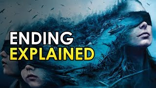 Bird Box: Ending Explained & What The Monsters Represent [Netflix Spoiler Talk Review]