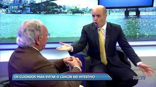 Como evitar o câncer no intestino: entrevista com médico oncologista