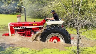 I have 60 days to make this Farmall not exist anymore.