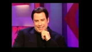 1/2 John Travolta on Jonathan Ross show 2007 Full interview P1/2
