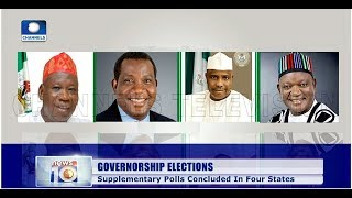 Supplementary Elections Concluded In Four States Pt.1 24/03/19  News@10 