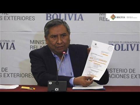 Macri envió armas al régimen de Áñez para reprimir la protesta social en Bolivia