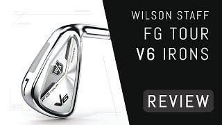 Wilson Staff FG Tour V6 Irons Review