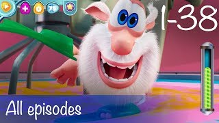 Booba - Compilation of All 38 episodes + Bonus - Cartoon for kids