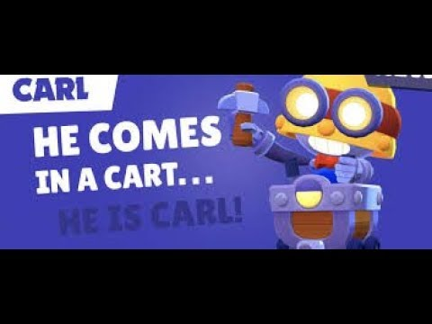 Carl velocidade 3x (brawl stars)