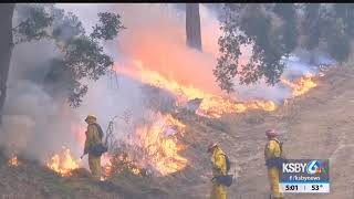 Judge rules SCE must provide access to potential Thomas Fire evidence