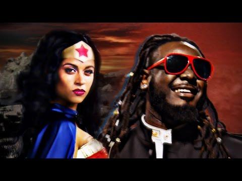 Wonder Woman vs Stevie Wonder. Epic Rap Battles of History