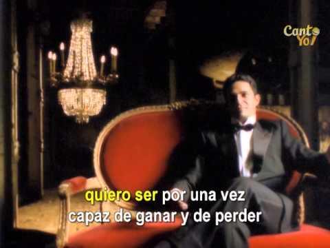 Alejandro Sanz - Aquello que me diste (Official CantoYo Video)