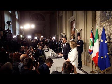 Ιταλία: Κόντε ο εκλεκτός Λέγκα – Πέντε Αστέρων