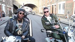 Dizzee Rascal - Goin' Crazy (Behind The Scenes) ft. Robbie Williams