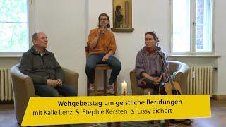 Weltgebetstag um geistliche Berufungen – mit der Pallottinischen Gemeinschaft Berlin