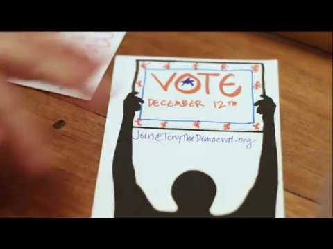 Postcards to Voters