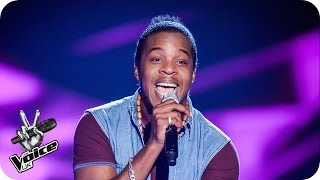 Dwaine Hayden Performs 'Don't Know Why' - The Voice UK 2016: Blind Auditions 1