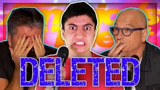 My DELETED America's Got Talent Audition