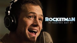 Rocketman (2019) - Taron Egerton is Elton John in ROCKETMAN - Paramount Pictures
