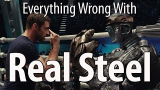 Everything Wrong With Real Steel In 16 Minutes Or Less