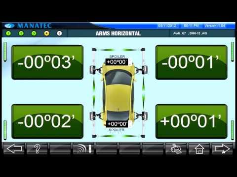 JUMBO 9000 HL Wheel Aligner