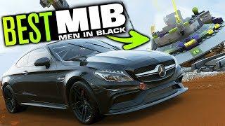 Forza Horizon 4 - Best Secret Agent Car! (Men in Black)