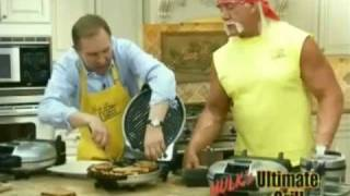Hulk Hogan's Ultimate Grill Check Out the Hulk Hogan Grill