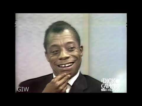 JAMES BALDWIN  dans  le DICK CAVETT SHOW – (16 mai 1969)