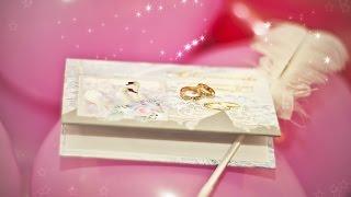 С Розовой свадьбой! (Видео на заказ из ваших фотографий)