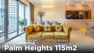 [Decox home tour] Khám phá căn hộ thực tế mang phong cách Bán cổ...