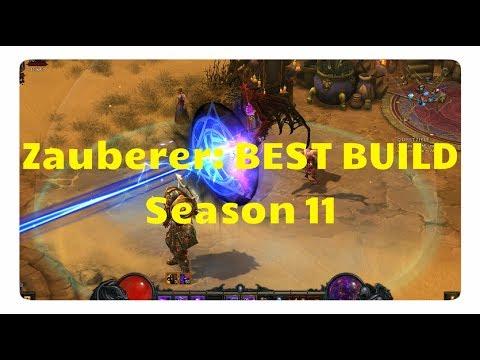 Zauberer: Der beste Build für Season 11 (Blitz-Build, Patch 2.6)