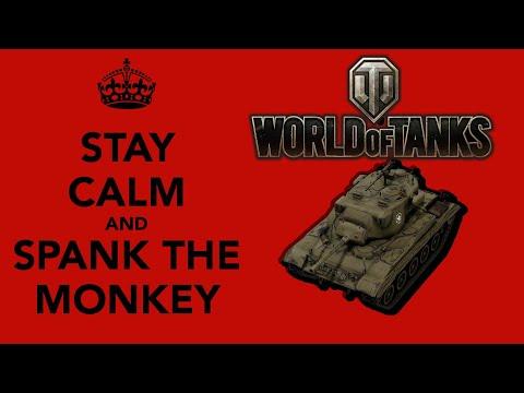World of Tanks - Spank The Monkey