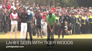 Anirban Lahiri Wins The Hero Indian Open 2015