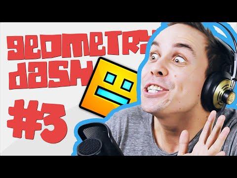 GEOMETRY DASH #3 | Hoggy