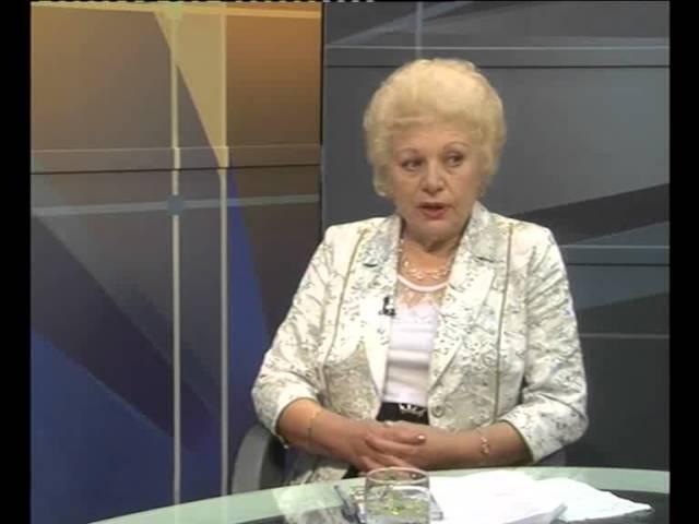 Актуальное интервью с участием Л. В. Раевской