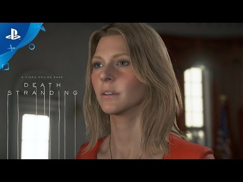 Death Stranding – Briefing Trailer | PS4 thumbnail