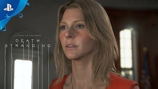 Pre-Order Now. Available for PlayStation®4 on November 8, 2019.  Sam must help rebuild the country by reconnecting the people.   From legendary game creator Hideo Kojima comes an all-new, genre-defying experience for the PlayStation®4. Sam Bridges must brave a world utterly transformed by the DEATH STRANDING. Carrying the disconnected remnants of our future in his hands, he embarks on a journey to reconnect the shattered world one step at a time.   Starring Norman Reedus, Mads Mikkelsen, Léa Seydoux, and Lindsay Wagner.  Learn more: http://playstation.com/deathstranding  Rated Mature:  Blood, Intense Violence, Partial Nudity, Strong Language