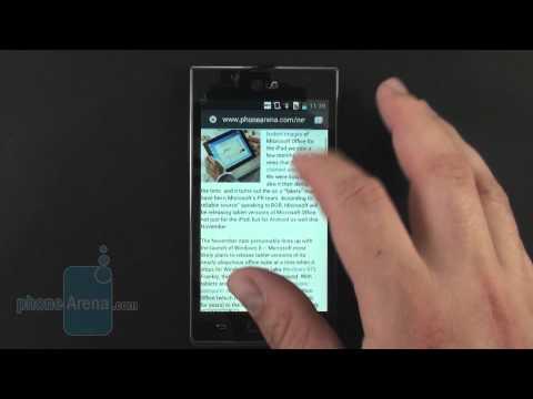 LG Optimus L7 Review