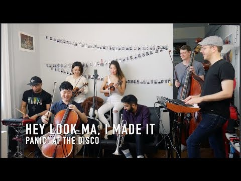 HEY LOOK MA, I MADE IT | Panic! At the Disco || JHMJams Cover No.348
